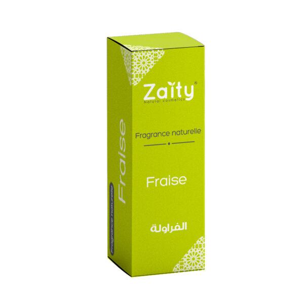 Fragrance naturelle fraise Zaity