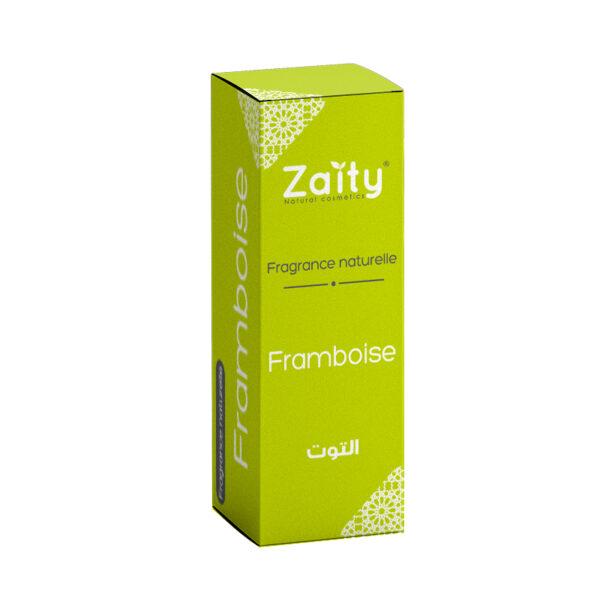 Fragrance naturelle framboise Zaity