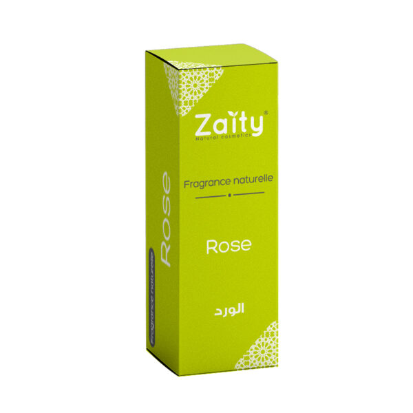 Fragrance naturelle rose Zaity